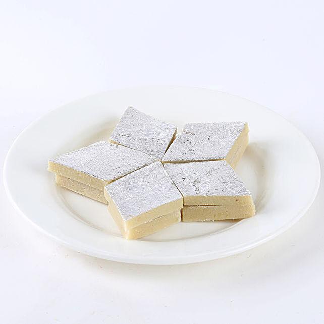 Kaju Burfi 250 gms: Buy Sweets