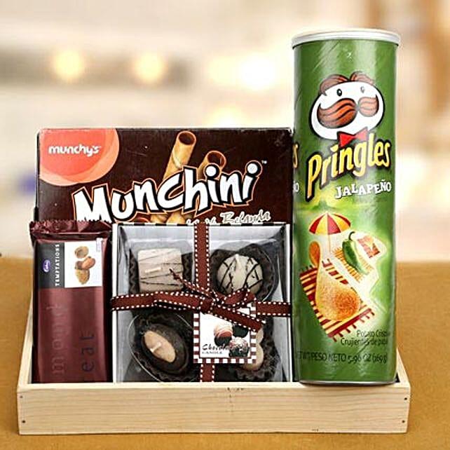 Keep Munching: Diwali Gift Hampers