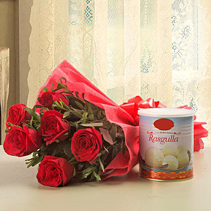 Lucky N Love: Send Flowers & Sweets for Diwali