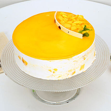 Mango Delight Cake: Cake Delivery