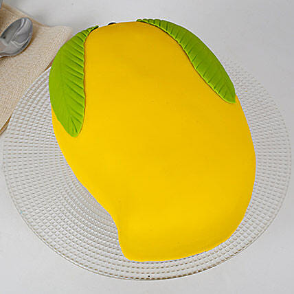 Mango Lovers Delight Cake: Send Designer Cakes