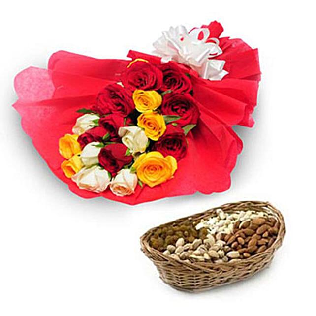My Best Wishes EXDFNP96: Basket Arrangements