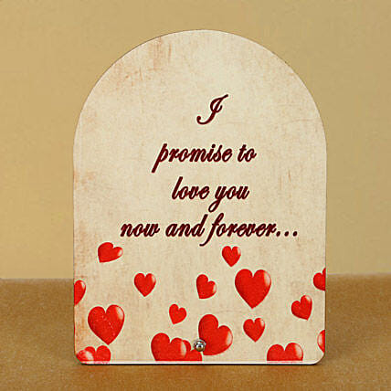 Now n Forever Plaque: Plaques