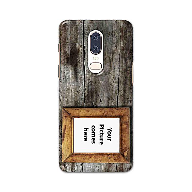 One Plus 6 Customised Vintage Mobile Case: