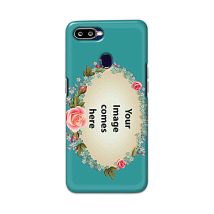 Oppo F9 Pro Customised Floral Mobile Case: