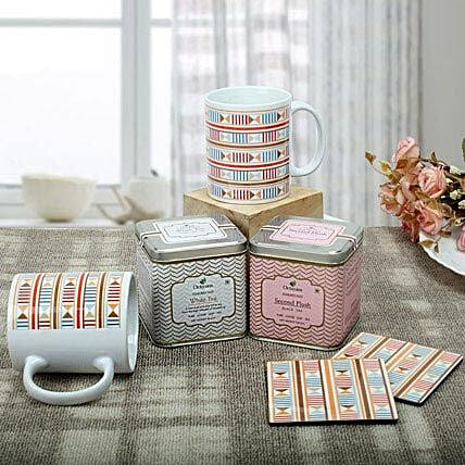 Perfect Tea Hamper: Mothers Day Gift Hampers
