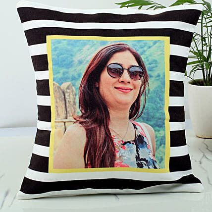 Personalised Comfort Cushion: Return Gifts