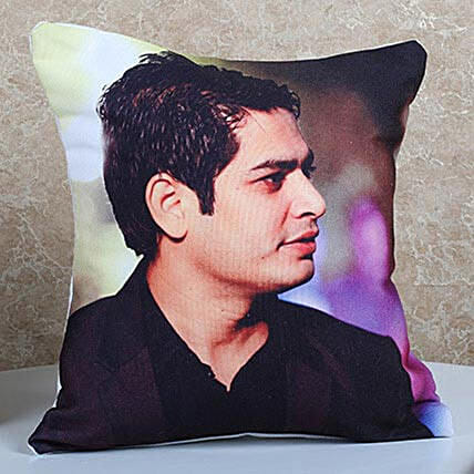 Personalised Cushion for Him: Anniversary Personalised Gifts