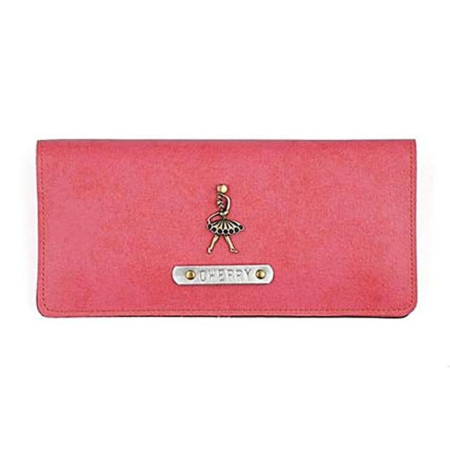 Personalised Pink Womens Wallet: Handbags and Wallets Gifts