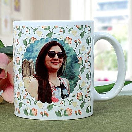Personalised Woman Power Photo Mug: Friendship Day Personalised Gifts