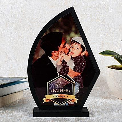Personalized Best Father Trophy Birthday Gifts For Dad