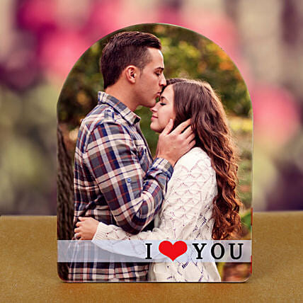 Personalized Love Plaque: Table tops