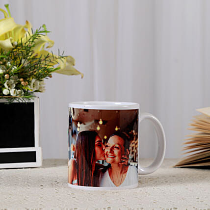 Personalized Mug For Her: Girlfriends Day Gifts