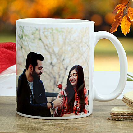 Personalized Special Couple Mug: Send Valentine Personalised Gifts