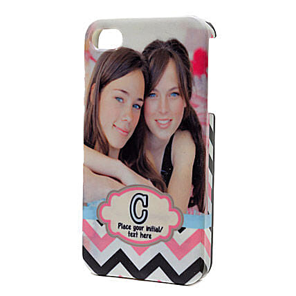 Photo Personalized iPhone Case: Personalised Back Covers