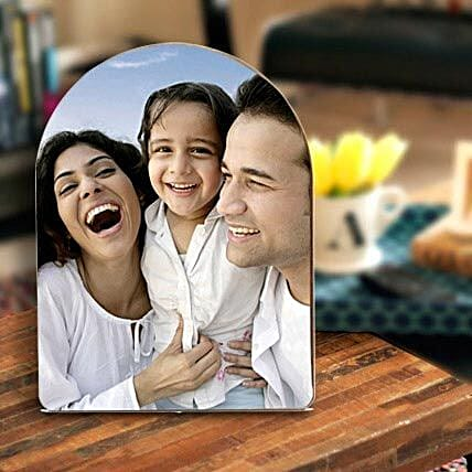 Precious Memory Personalize Plaque: Send Personalised Gifts to Belgaum