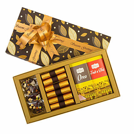 Premium Chocolate Box: Homemade Chocolate Gifts