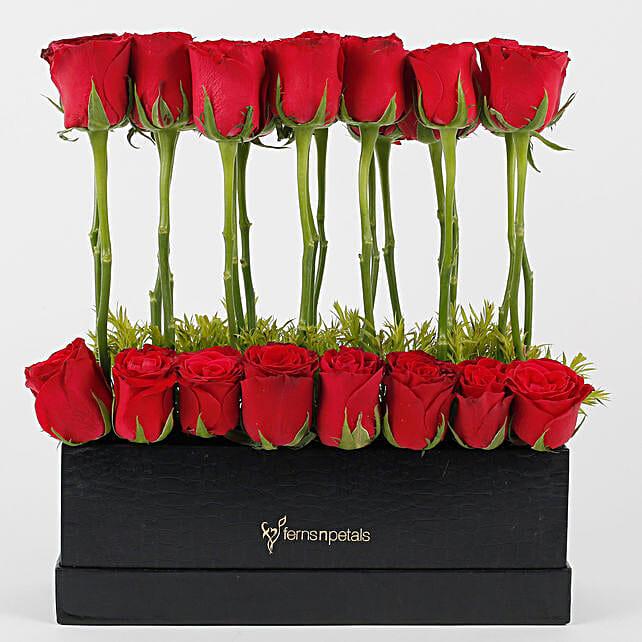Red Roses Love Affair: