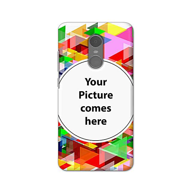 Redmi Note 4 Customised Vibrant Mobile Case: