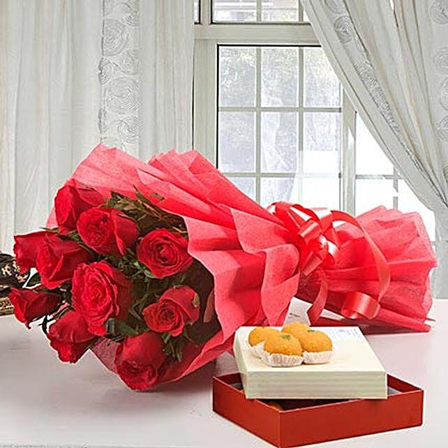 Rekindling Love: Send Flowers & Sweets