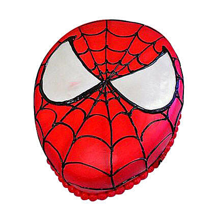 Rocking Spiderman Cake: Send Designer Cakes