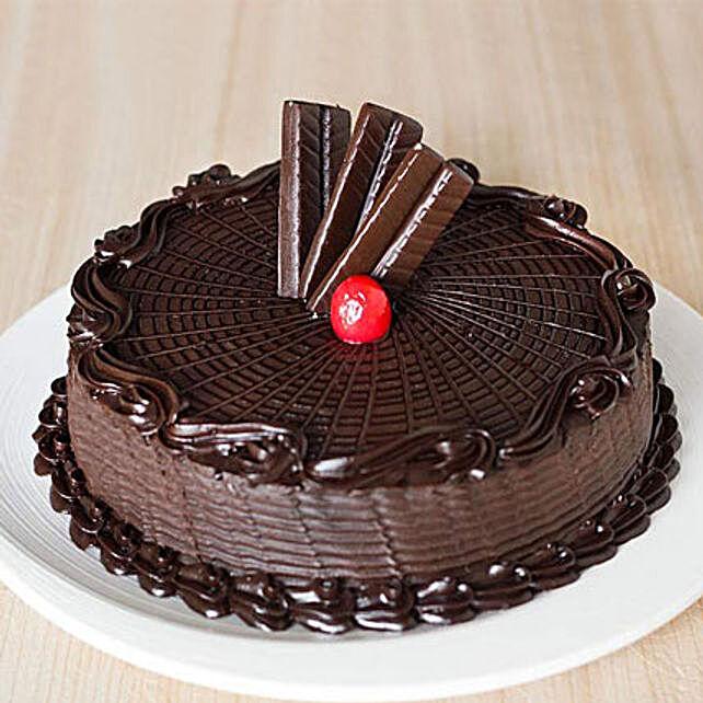 Royal Crunch Cake: Send Chocolate Cakes
