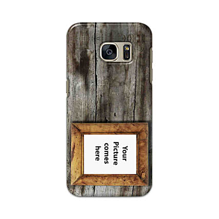 Samsung Galaxy S7 Customised Vintage Mobile Case: Samsung Phone Personalised Back Covers