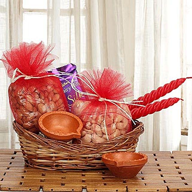 Savoury Treats: Send Diyas
