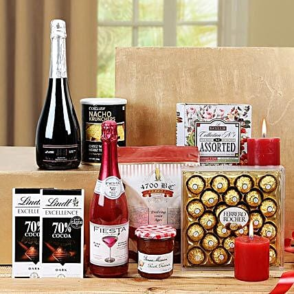 Sensational Treat Gift Basket: Gift Baskets