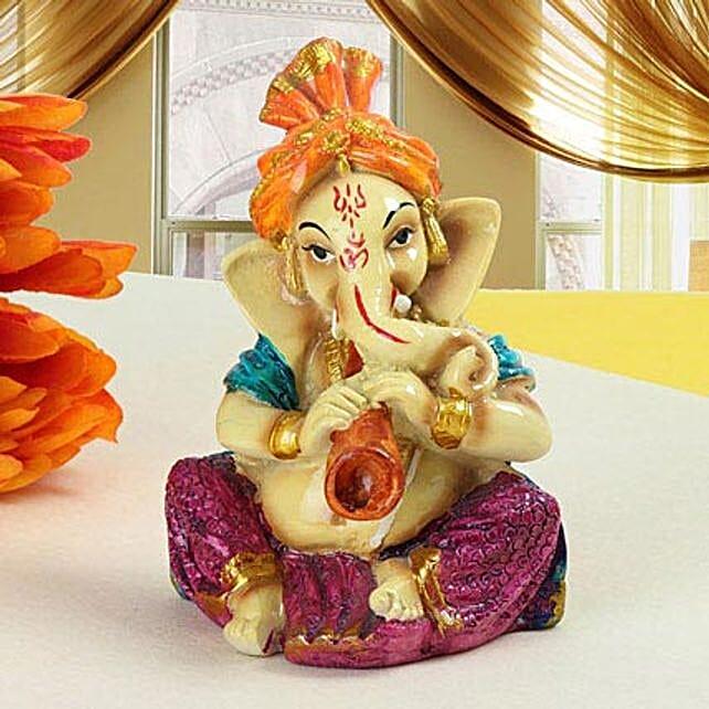 Shehnai Ganesha: Spiritual Gifts