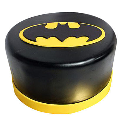 Shining Batman Cream Cake: Gifts Delivery In Kopri