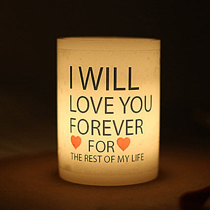 Sight of Love Candle: Send Candles