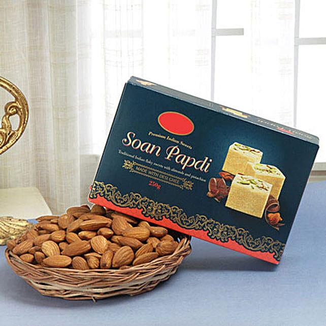 Soan N Nut Combo: Send Gift Baskets