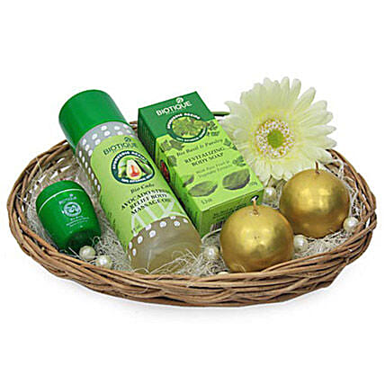 Soothing Spa: Gift Hampers