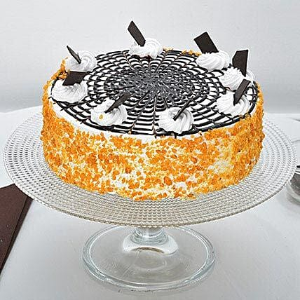 Special Butterscotch Cake: Easter