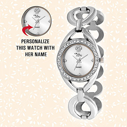 Stylish Personalised Watch For Her: Personalised Watches