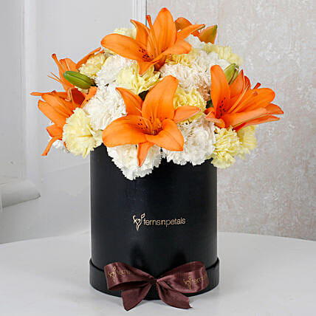 Sunny Hues Floral Beauty: