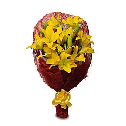 Sunshine Flowers: Gifts for Hug Day