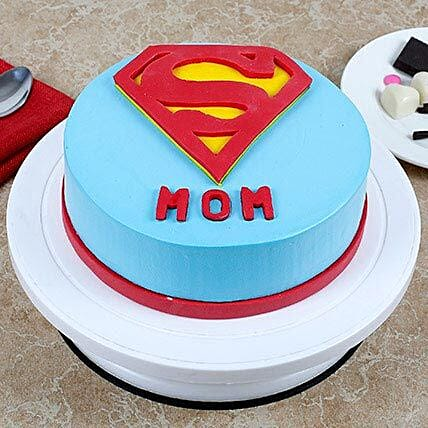 Supermom Cake Designer Cakes For Mothers Day
