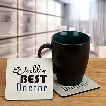 Thank you Doc: Coasters