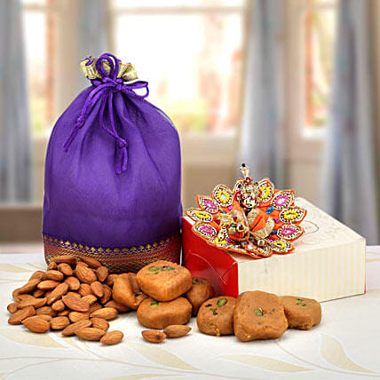 The Combination of Joy: Dry Fruits