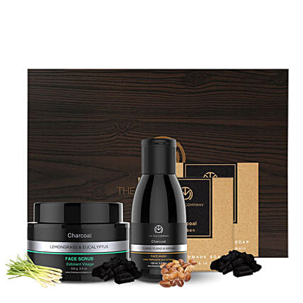 The Man Company Charcoal Express: Send Gift Hampers