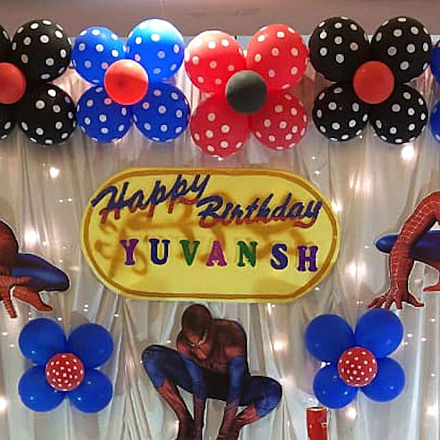 Theme Party Decors Balloon Decoration Ideas