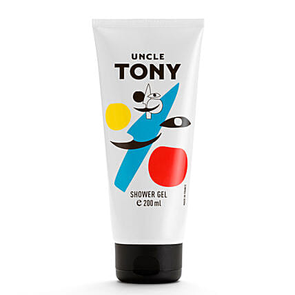 Uncle Tony Shower Gel: Gifts for Valentine's Week