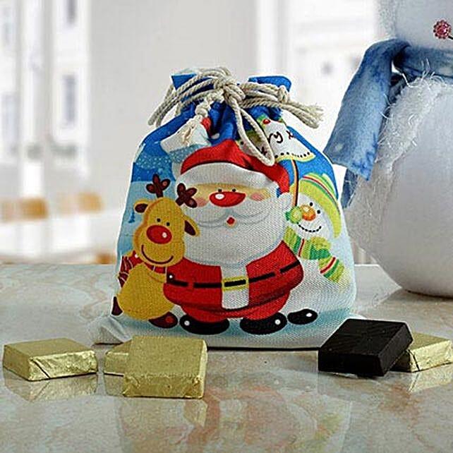 Adorable Christmas Gift Set: Christmas Gifts Hyderabad
