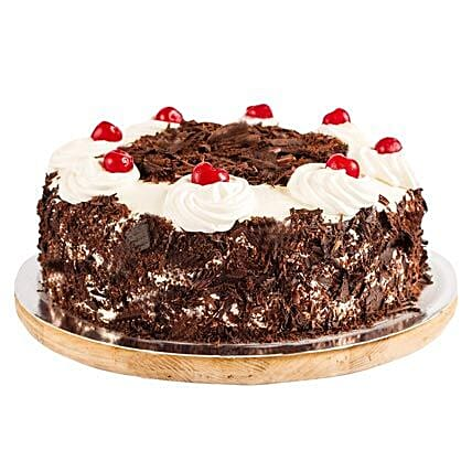 Ambrosial Black Forest Cake: Send Black Forest Cakes