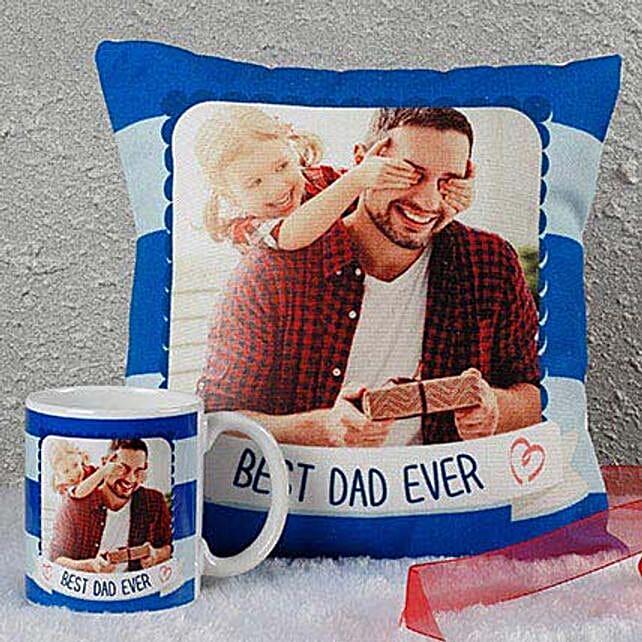Best Dad Ever Combo:
