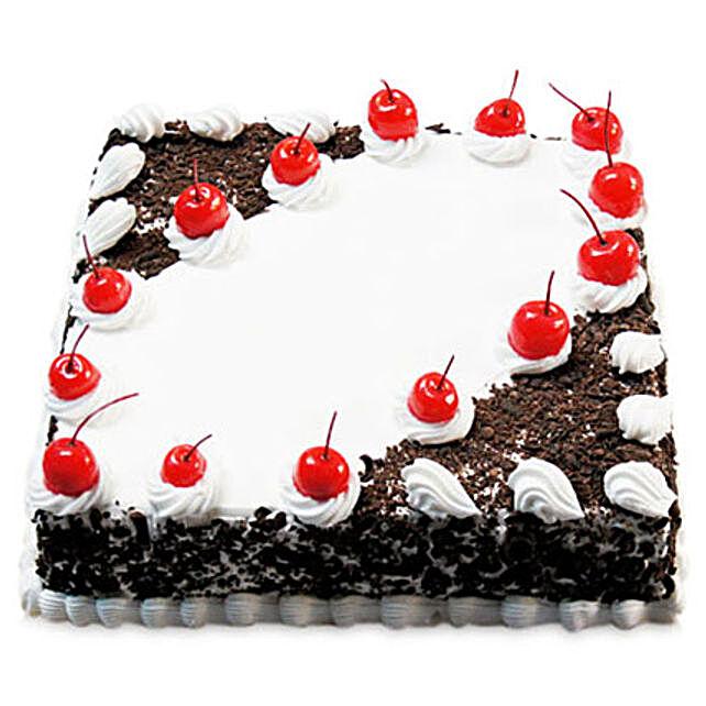 Cherry Blackforest Cake: Black Forest Cakes