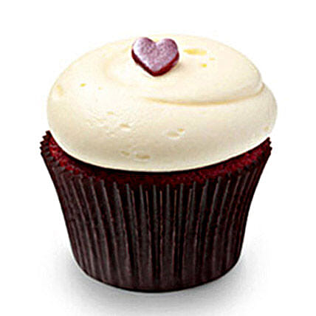 Cute Red Velvet Cupcakes: Cupcakes