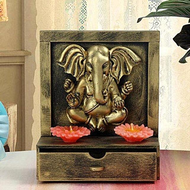 Devotional Ganesha: Candles